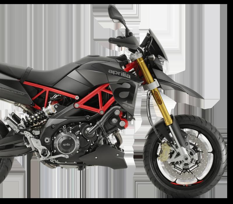 Moto modelo Dorsoduro 900