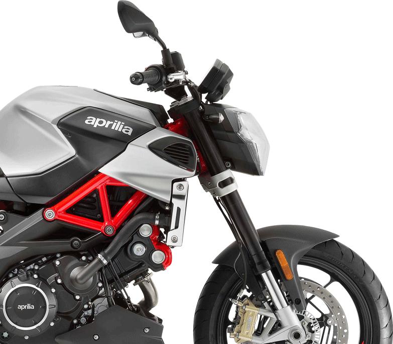 Moto modelo Shiver 900